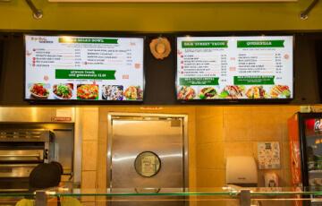 <Important Benefits of Using Digital Restaurant Menu Board